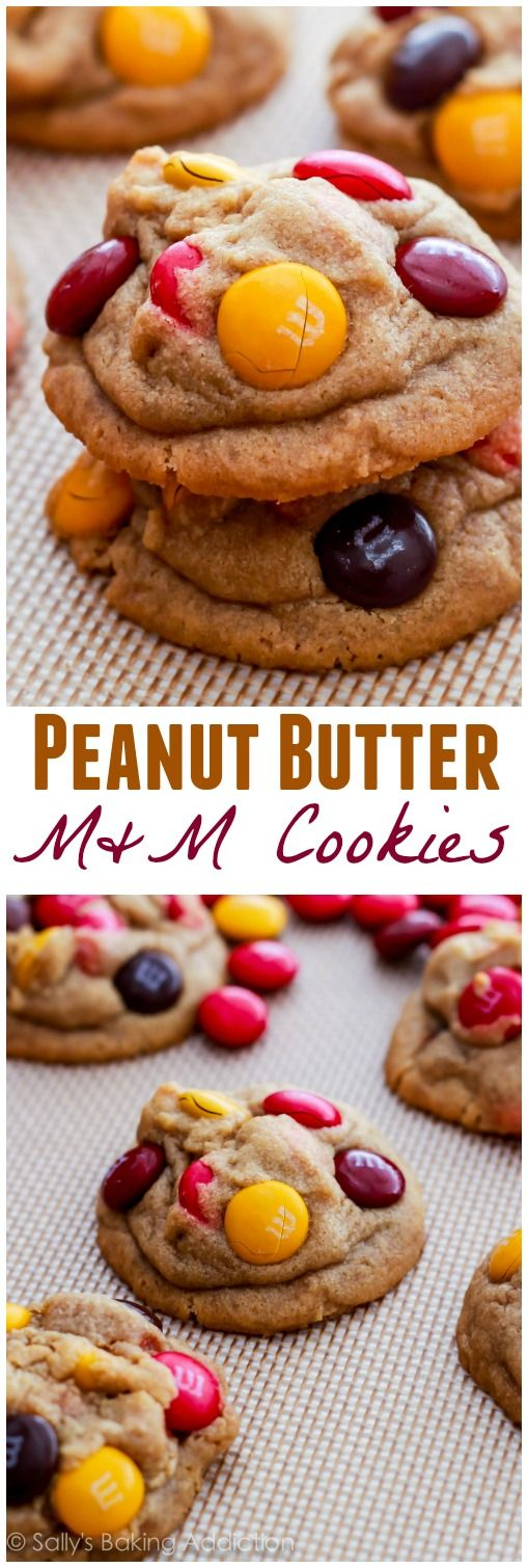 The SOFTEST Peanut Butter Cookies. They melt in your mouth and are exploding with peanut butter flavor!