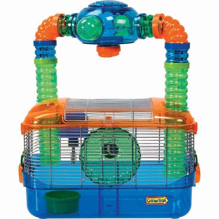 Kaytee CritterTrail Triple Habitat Small animal cage