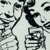 We drink because we have to!. Dinner Napkins