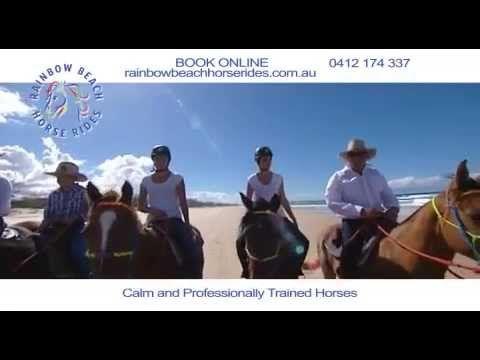 Horse Rides in Rainbow Beach, Gympie/Cooloola Region, Sunshine Coast, Queensland, Australia