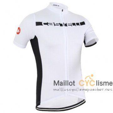 maillot Cyclisme pas cher Light Edition cyclisme manche courte blanc