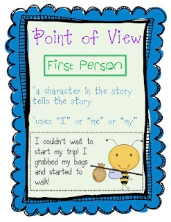"""an omniscient point of view about the story of the three little pigs Remember the story of the three little pigs let's get to the """"point"""" in much the third person omniscient in third person omniscient point of view."""