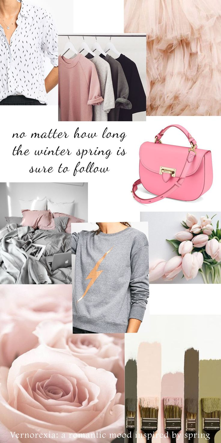 Blogger Tartan Brunette shares some of her inspiration for her spring capsule wardrobe colour palette. Finding spring colour inspiration