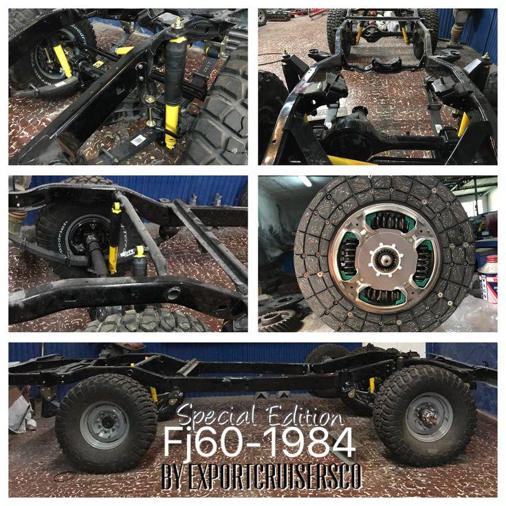 Fj60 Special Edition 👍🏻 we do with passion to get the BEST LC QUALITY......original parts #exportcruisersco #4x4 #ih8mud #overlandcruisers #tlc #landcruiserrestorations #60series #40series #20series #fjforsale #landcruiserusa #madeincostarica #collectionslandcruiser #restoringthegreatones #ruggedoverland #fj40 #bj40 #fj25 #hj45 #fj45 #toyota #landcruiser #1984 #fj60 #powdercoat #2F #vintagetoyota #fjcompany #ccot #oem #toyotaparts