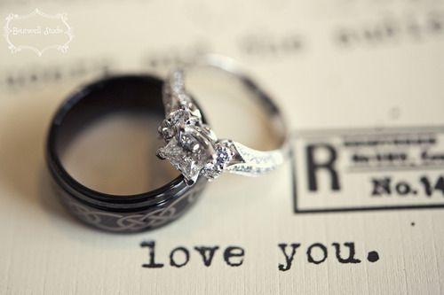 História e significado das alianças - http://www.rd.com/advice/relationships/the-history-of-engagement-rings/