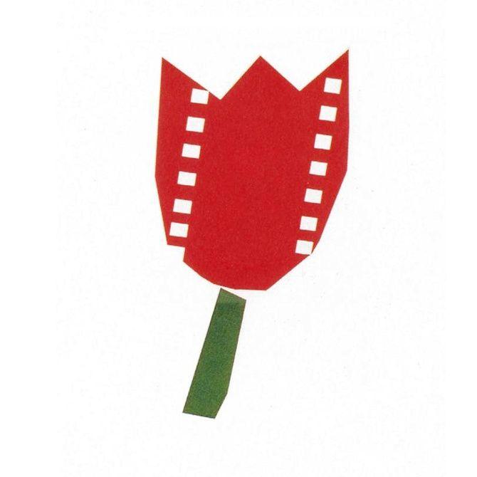 Tulip Films Logo _ Chermayeff & Geismar Inc.