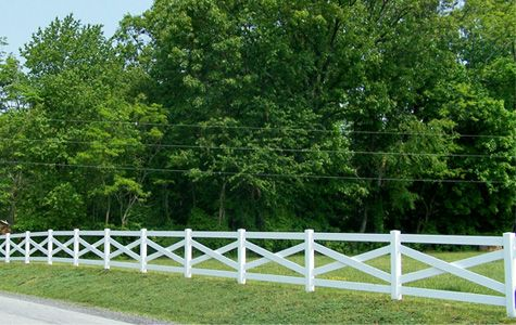 25 Best Fence Styles Ideas On Pinterest Front Yard
