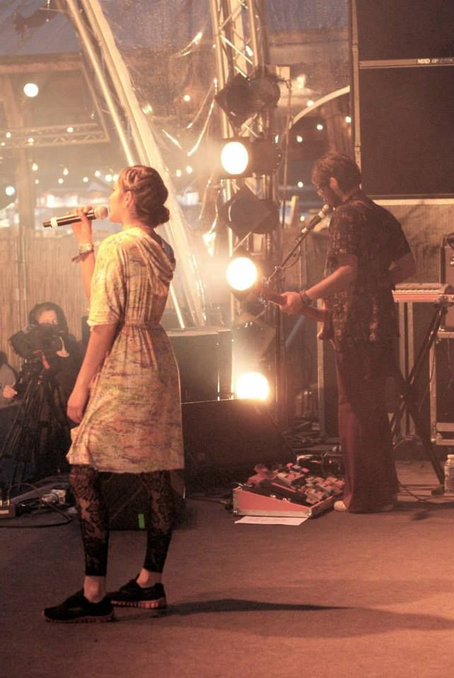 Festival Couleur Cafe 2013, Bruselas (Bélgica) con #LaMakinaDelKaribe