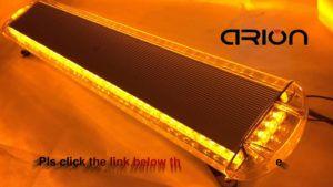 Orange Led Light Bars For Trucks