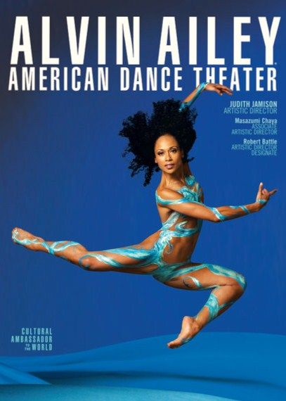 Alvin Ailey: Consider My Soul Rocked | Expressions of Time: New ...