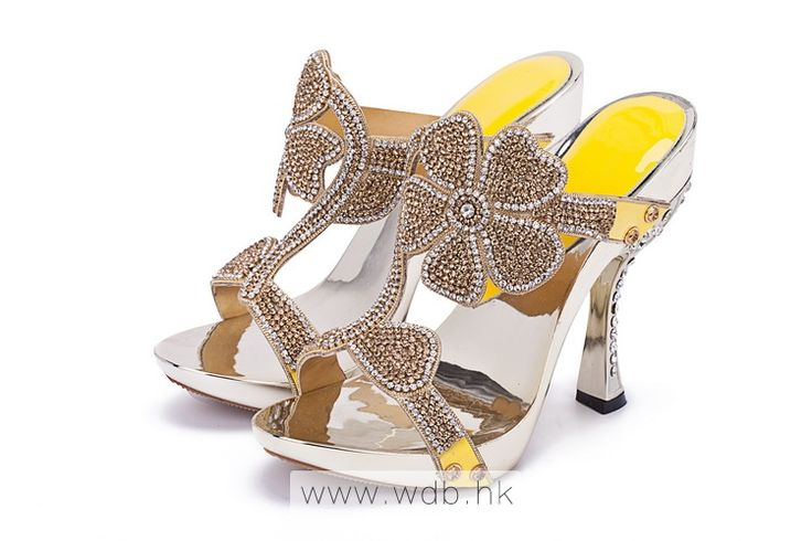 """"""\""""4 inch Yellow Beading Leather shoes $49.98""""""""""736|490|?|en|2|46e7bba58308f02c5b5a25058b858870|False|UNLIKELY|0.32572129368782043
