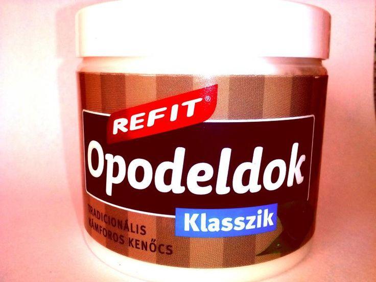 REFIT Opodeldok Klasszik 200 ml (ízületi bántalmakra, reumára, köszvényre)