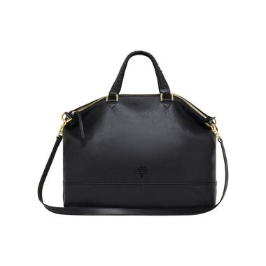 Mulberry - Effie Tote in Black Spongy Pebbled. 750 pund. http://www.mulberry.com/shop/womens-bags/totes/effie-tote-black-spongy-pebbled