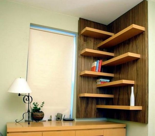 Scroll Down To See 15 Lovely Wall Bookshelves To Dream All About It.