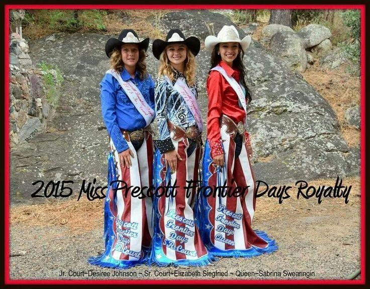 Prescott Rodeo Queens