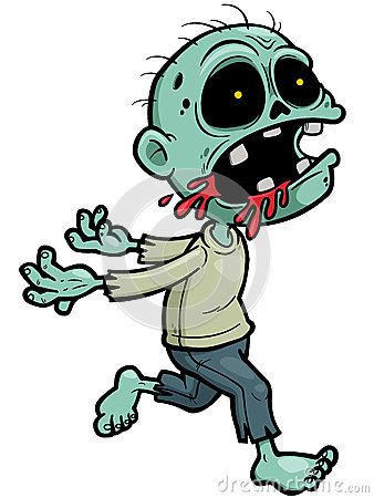 Cartoon zombie                                                                                                                                                                                 More
