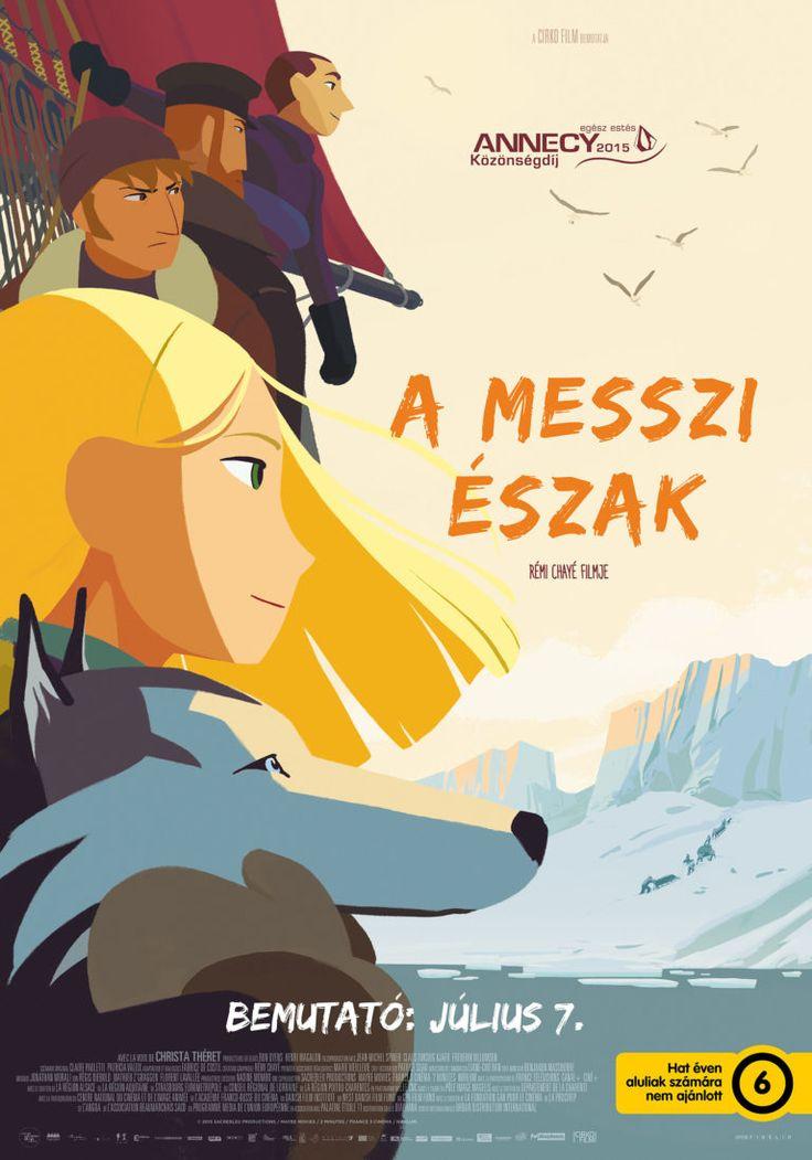 a_messzi_eszak_poszter