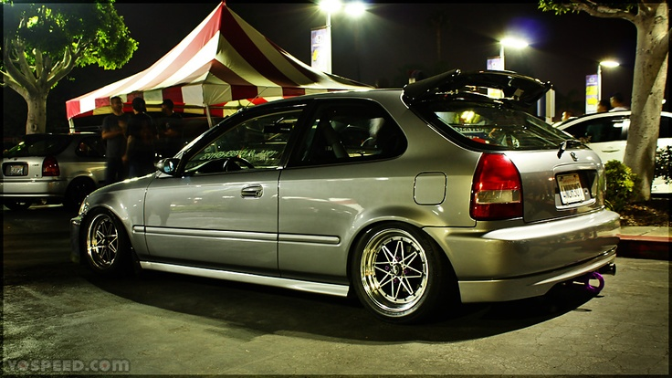 1998 Honda Civic Hatchback
