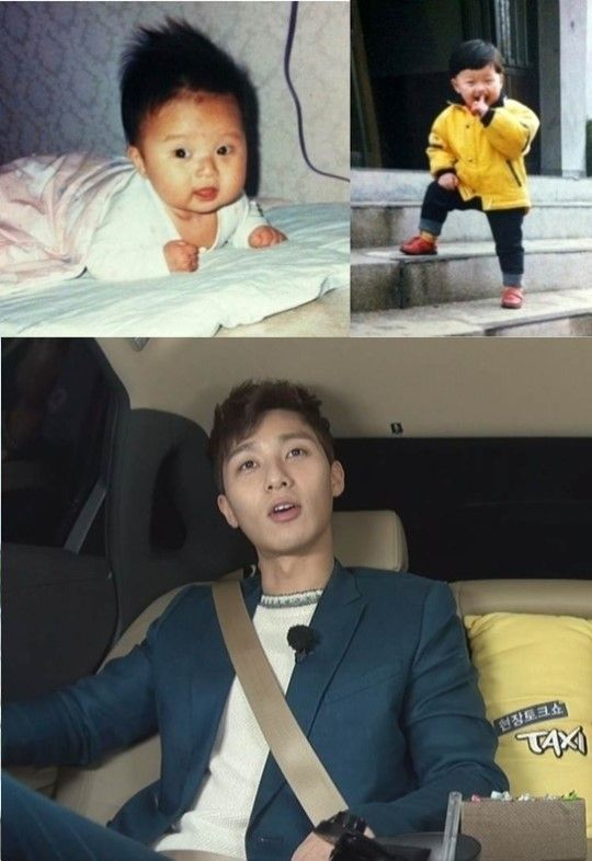 How Did Park Seo Joon Look Like When He Was a Baby?