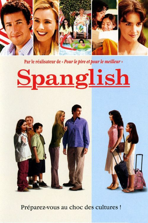 Spanglish 2004 full Movie HD Free Download DVDrip