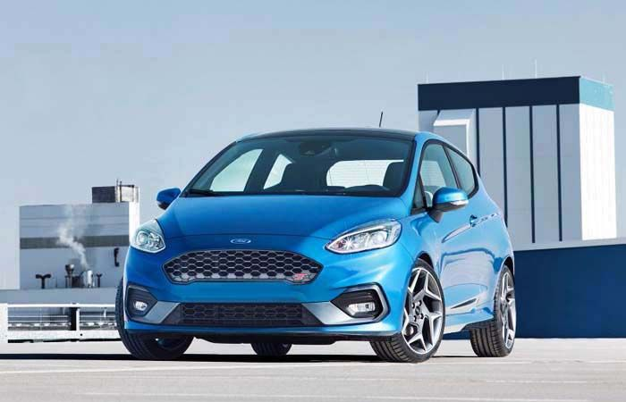 2019 Ford Fiesta ST: All New Redesign for Aggressive Look
