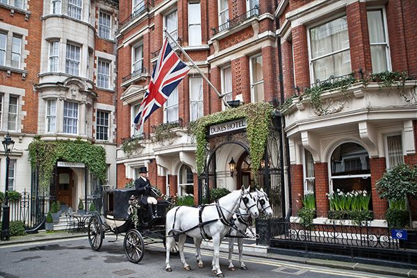 The winner of our Great British Holiday competition will stay at Dukes hotel in Mayfair, London