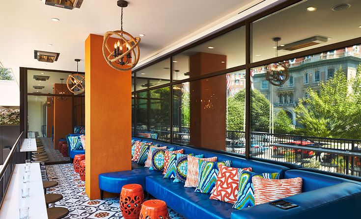 Hospitality design photos embassy row hotel for Hotel design washington dc