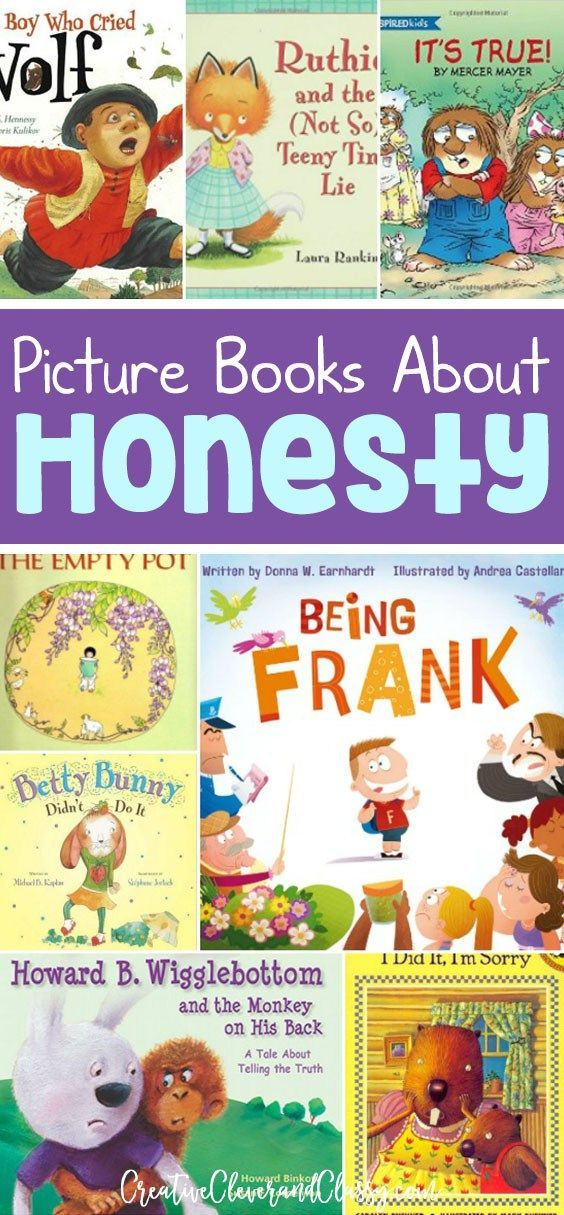 10 Honesty Picture Books for Kids - Picture Books about Honesty