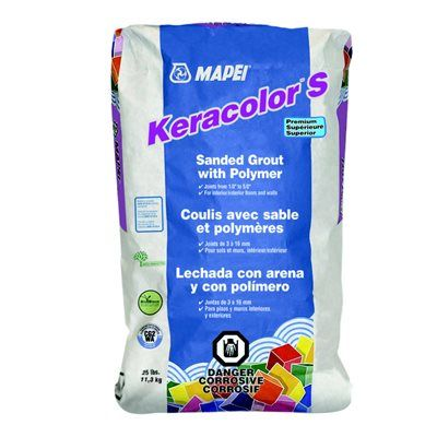 MAPEI Keracolor S Sanded Grout with Polymer