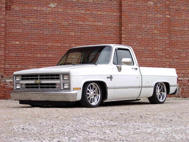 87 Chevy C10 for Sale | Suspension Packages :: 1973-87 Chevy C10 - Level 2 - RideTech.com ...