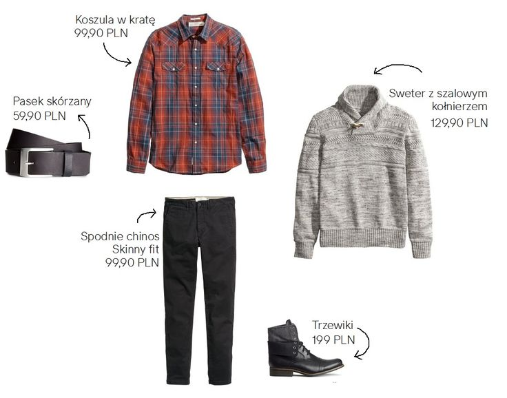 Kolejna stylizacja H&M od Mococo ;) Kolekcja JESIEŃ 2014