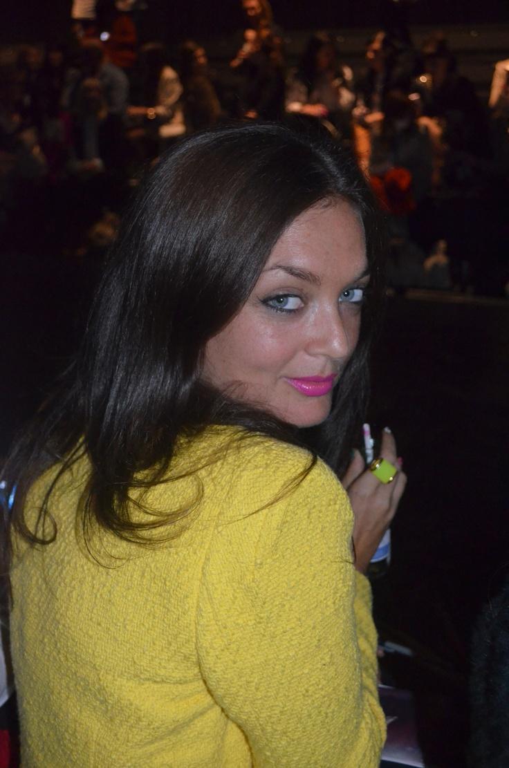 Street Style, Miss Lisa Stern, Fashion Editor FAMOUS Magazine