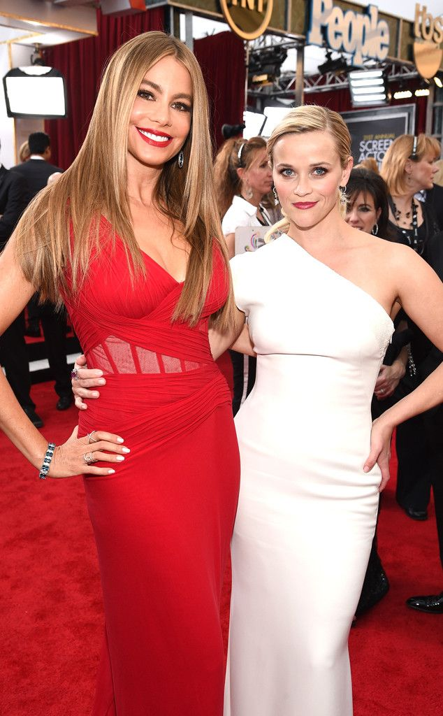 2015 SAG Awards Red Carpet Quotes: Sofía Vergara, Sarah Hyland, Reese Witherspoon and More! | E! Online Mobile
