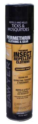 Sawyer Products SP602 Premium Clothing Insect Repellent Aerosol Spray, 9-Ounce Sawyer Products,http://www.amazon.com/dp/B0009KMWES/ref=cm_sw_r_pi_dp_qJXEtb1V7067NEJ6