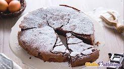 torta cioccolato tenerina - YouTube