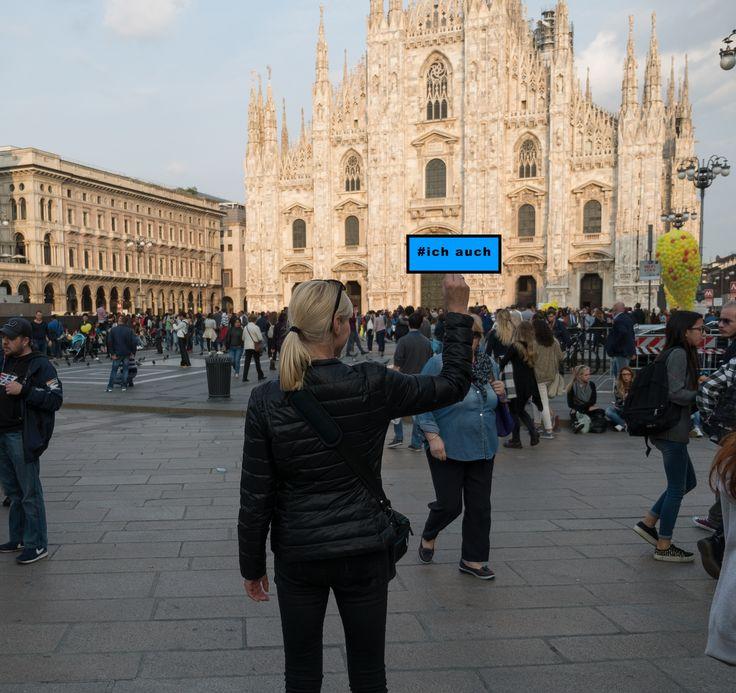 Mailand, eine sehr schöne Stadt