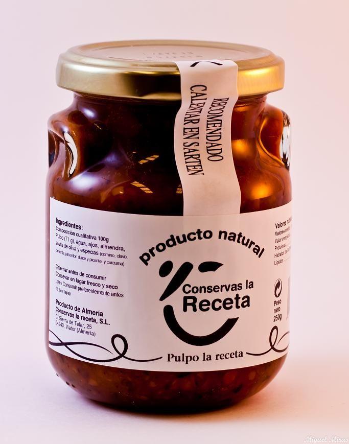 Pulpo - 250 gramos (10 unidades) €80