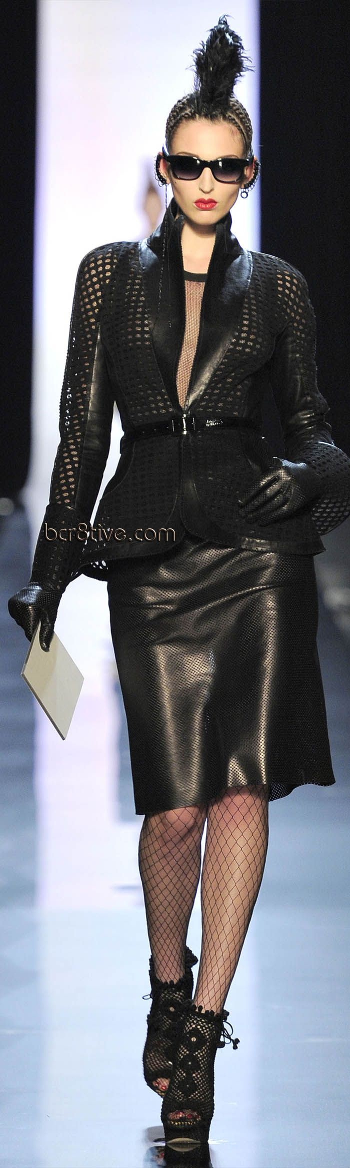 Jean Paul Gaultier Haute Couture Spring Summer 2011   The House of Beccaria