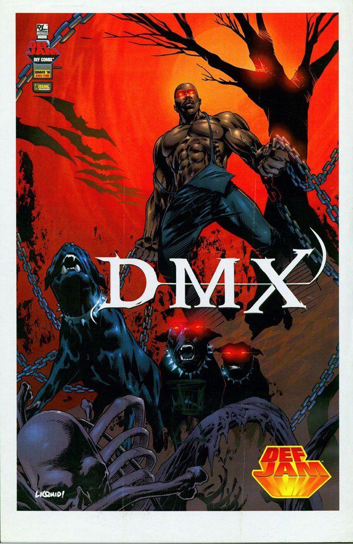 DMX Def Jam ad
