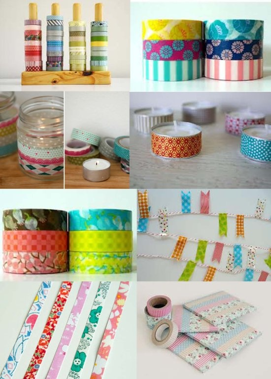 42 best images about washi on pinterest christmas trees for Washi tape project ideas