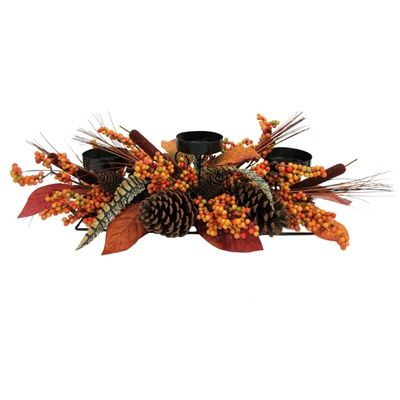 Holiday Living 20-in Indoor Fall Centerpiece