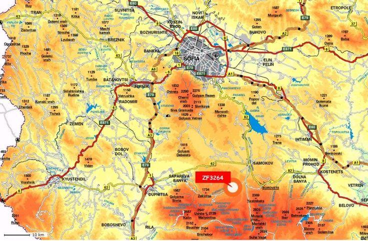 immobilien, haus in GOVEDARTSI, SOFIA PROVINCE, Bulgarien - 120 qm Haus, 3 Schlafzimmer, 650 qm Garten, Berge, Ski, 60 km von Sofia