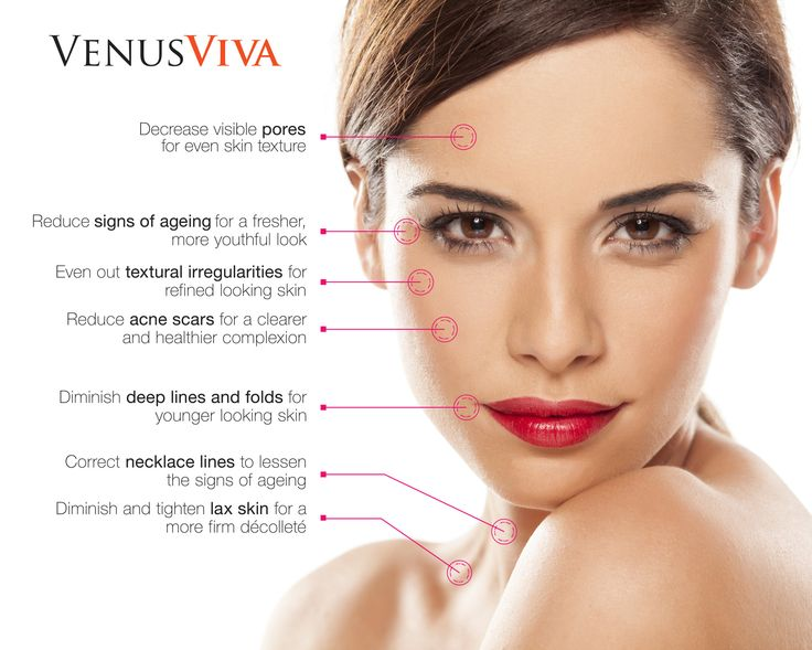 Dr Pauls Clinic is a one stop solution for venus viva treatment in India. Venus Viva is a combination of SmartScan technology and NanoFractional Radio Frequency in a single system for skin tightening, anti-wrinkles, for soft tissue ablation, and skin resurfacing.