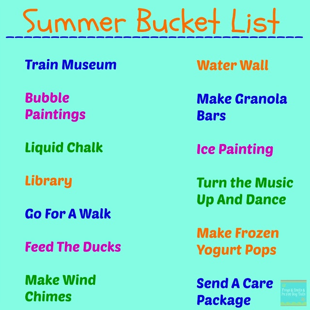 what to do during the summer break Here are 25 fun things to do over summer break that won't break the bank there are so many things to do during the summer time, the longest vacation period of the year we have planned to go on a mountain trek for two days.