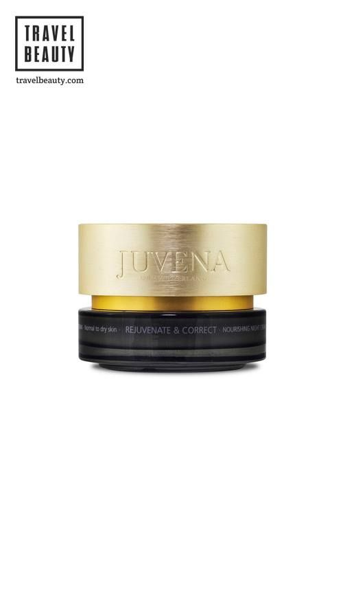 From Switzerland: Juvena Night Cream This rich, fortifying night cream rejuvenates skin that feels uncomfortable, tight & rough. Have sweet skin dreams: http://ow.ly/sOJ5J