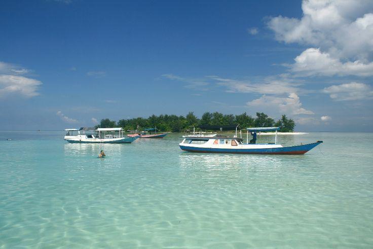 Escape in paradise, Karimun Jawa.