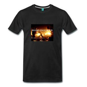 Sharp Edge - Premium-T-shirt herr