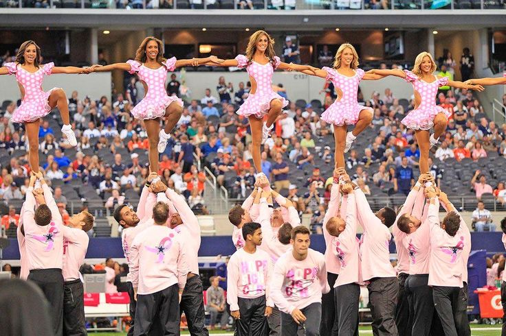 Broncos vs. Cowboys - Dallas Cowboys Cheerleaders