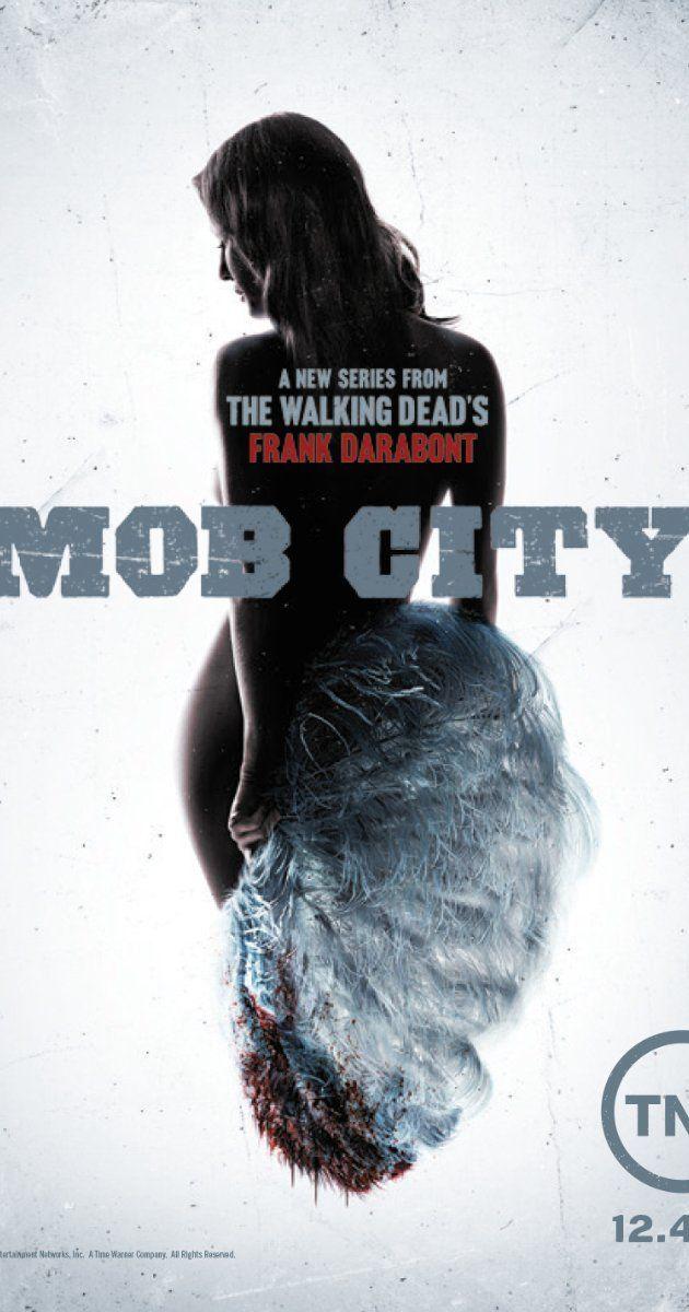 Mob City Starring: Jon Bernthal,  Neal McDonough, Alexa Davalos, Jeffery DeMunn and Robert Knepper