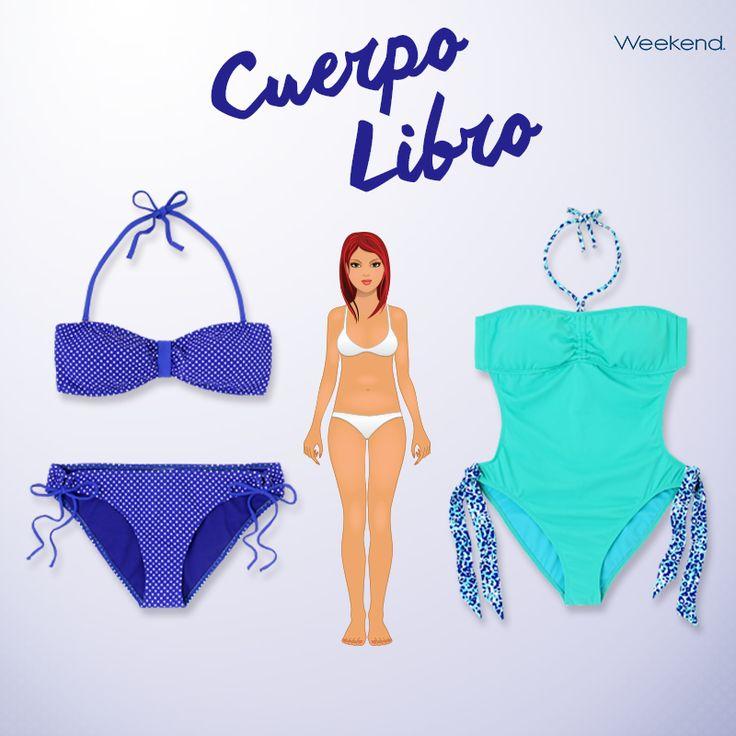 Tipos de cortes en bikini
